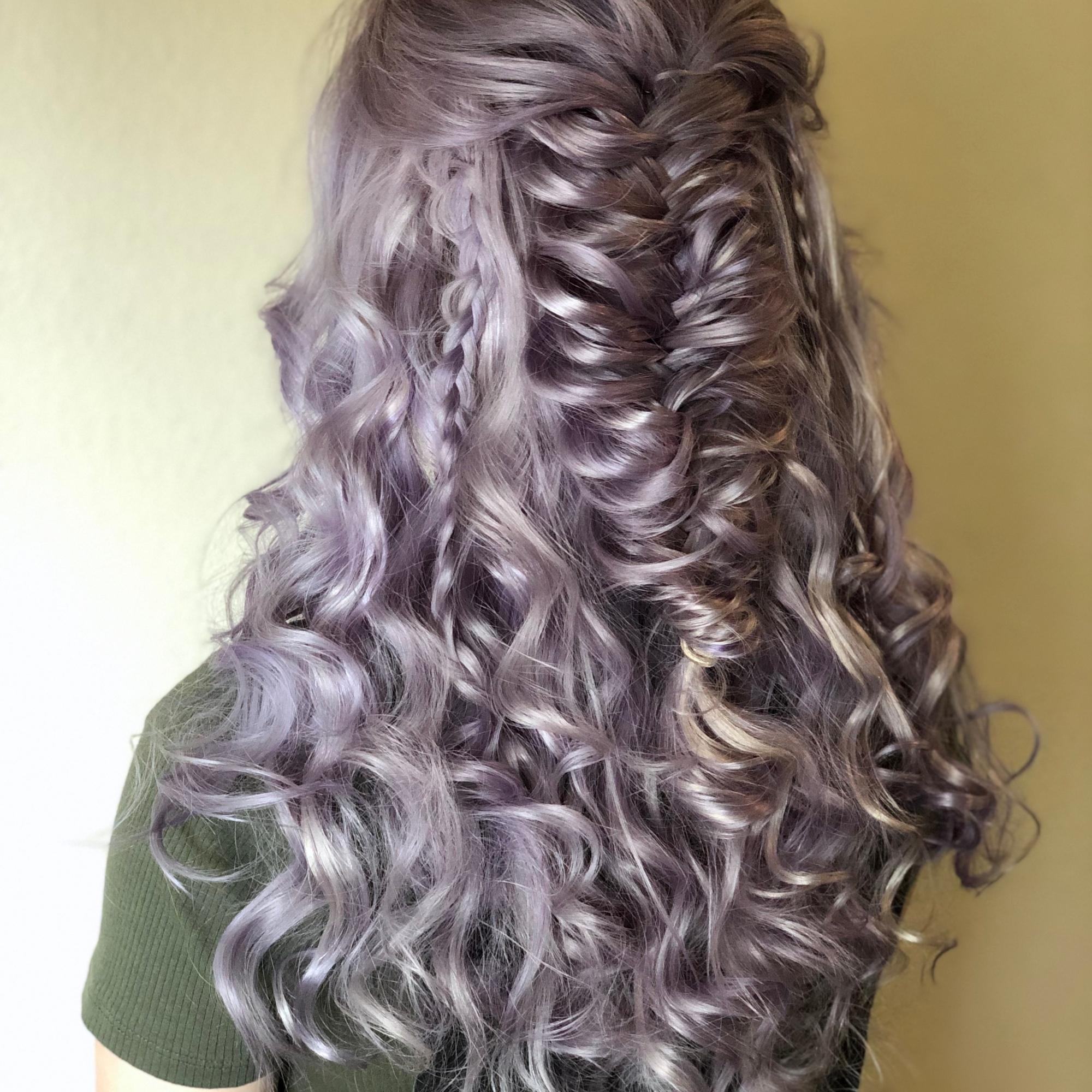 Austin Boho Hair and Makeup